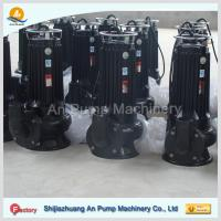 Buy cheap swimming pool equipment vertical inline sewage suction pump from wholesalers