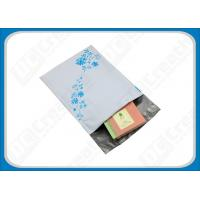 Buy cheap White / Grey Plastic Bubble Air Envelopes Poly Bubble Mailers , Plastic Mailing Bags product