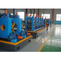Buy cheap 0.8 - 3.0mm Thickness ERW Pipe Mill Line Adjustment By Turbine Worm product