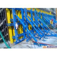 Buy cheap Solid Structure Single Sided Wall Formwork Vertical Waling With Push Pull Braces product