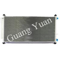 Buy cheap HONDA CITY GM3 Automotive AC Condenser , Durable Replacing Car Ac Condenser  product