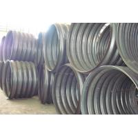 Buy cheap Corrugated Steel Pipe can bear a certain amount of strength and seismic capacity product