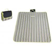Buy cheap Convenient Folding Picnic Blanket With Thick Water Resistant PVC Backing from wholesalers