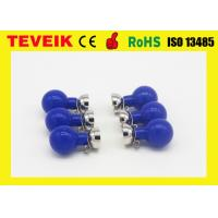 Professional Nickel Plated Suction Type ECG ElectrodeS for Adult