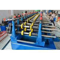 Buy cheap Automatic 22KW Light Duty Cable Tray Making Machine 5 Tons Hydraulic Decoiler product