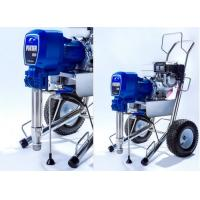 Quality New Arrival Gas Powered Airless Paint Sprayer For Thicker Coatings for sale