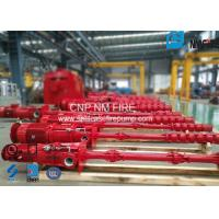Buy cheap Centrifugal Electric Motor Driven Fire Pump Sets With Vertial Turbine Pumps For Water Use product