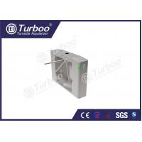 Buy cheap RFID Three Arm Tripod Turnstile Gate , Vertical Tripod Turnstile For School product