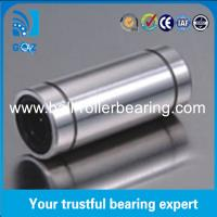 Buy cheap Inch Type Gcr15 Linear Shaft Bearing , Linear Bushing Bearings LMB6UU product