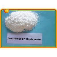 Buy cheap Oestradiol 17-Heptanoate Anabolic Steroid Powder Oestradiol 17-Heptanoate Estradiol Enantate 4956-37-0 product