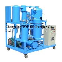 China Physical Processing Waste Hydraulic Oil Recycling Machine, best after selling sevice ,fast dehydration and degassin on sale
