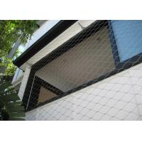 Buy cheap SS304 316 Wire Rope Plant trellis Climbing Stainless Steel Mesh product
