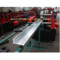 Buy cheap Custom Made C / Z Purlin Roll Forming Machine product