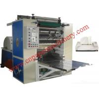 Buy cheap Facial Tissue Machine for tissue paper converting machinery product