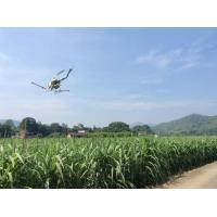 Buy cheap 1.5 Hectare Per Refill Unmanned UAV Agricultural Spraying for Crop Dusting Spray product
