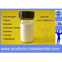 Buy cheap Letrozole Femara Legal Anti Estrogen 112809-51-5 To Cure Breast Cancer product