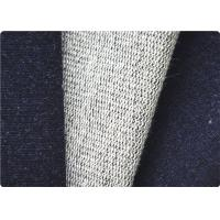 Buy cheap Comfortable Knitted Denim Fabric , Curtain / Bag / Dress Jeans Fabric product