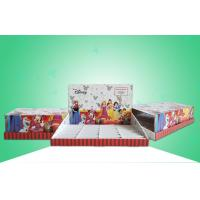 Buy cheap Disney Nightlight Cardboard Countertop Displays / Corrugated Paper Table Counter Display Unit product