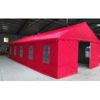 Buy cheap Luxury Marquee Outdoor Party Tents With Strong 500gsm PVC White Tarpaulin product