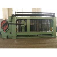 Buy cheap Heavy Duty Hexagonal Gabion Mesh Machine For 3.5mm Wire , 11kw product