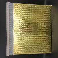 Buy cheap large golden bubble waterproof bag in size 50*60CM for gift packaging product