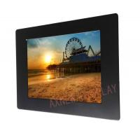 China 10.4 Inch Industrial Capacitive Touchscreen Monitor Panel Mount with 800x600 Resolution wholesale