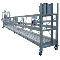 Buy cheap Light weight suspended platform cradle swing stage with 800kgs / 600kgs Load capacity product
