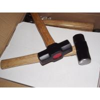 China Sledge hammer with wooden handle wholesale