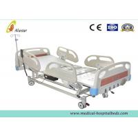 Buy cheap Semi Electric Hospital Electric Beds Stable Reliable , Central-Control Brake System (ALS-ME01) product