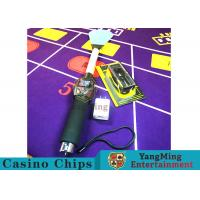 Buy cheap Security RFID Casino Chips Measuring Instrument With USB / Bluetooth Interface from wholesalers