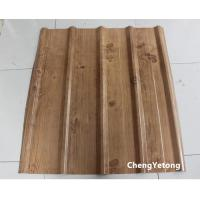 China Moldability Ornament Stone Coated Roofing Tiles Multiformity Color Available on sale