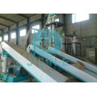 Buy cheap Biomass Pellet Production Line With Automatic Lubricating PLC Control System product