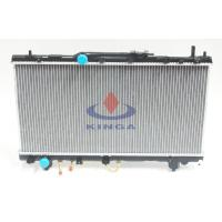 Buy cheap Car Aluminum Toyota Radiator For Carina 1996 AT 210 , OEM1640016580 / 1640016581 product