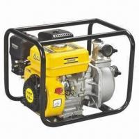 Buy cheap Gas Water Pump with Displacement of 163cc and 7m Maximum Suction from wholesalers