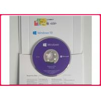 Buy cheap Microsoft Windows 10 Pro Retail Box FQC - 08929 Online Activate For PC Operating System product
