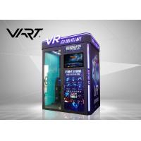 Buy cheap Automatic Virtual Reality Room VR Arcade Machines For Festival And Events product