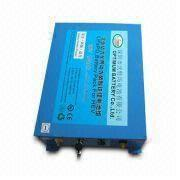 Buy cheap Environmental Solar-Charged Battery Pack High Voltage 600v 100ah product