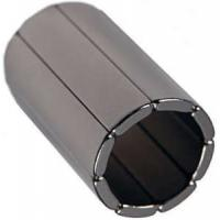 China 50MGOe Arc Neodymium Motor Magnets With High Performance OEM on sale