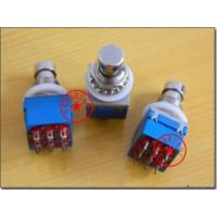 Buy cheap 3pdt Stomp/foot Ture Bypas Switches 9 Pin product
