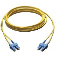 Singlemode Multimode SC / PC - SC Fiber Optic Patch Cord,1M, 3M, 5M, customized