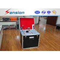 AC / DC 5kV Optional Power Test Equipment Withstand Tester For Hipot Test