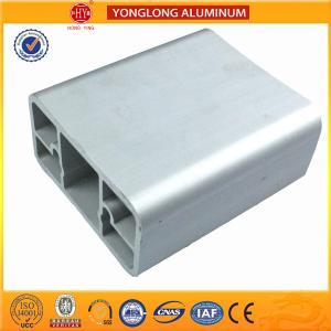 Buy cheap Anodic Oxidation Coated Furniture Aluminum Profiles Length Shape Customized product