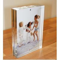 Buy cheap Photo Frame Type and acrylic Material photo frame for gifts product
