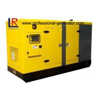Buy cheap 50kw 3 Phase Brushless Silent Diesel Generator Direct Injection Type product