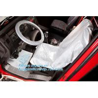Buy cheap steering wheel gearstick airbrake seat cover foot mat Nylon seat cover Reusable seat cover car seats Steering wheel cove product