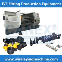Quality Delta CNC E/F Wire Laying Machine for electrofusion fittinggs production for sale