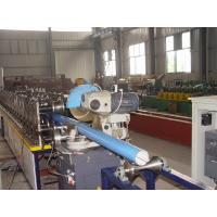 High Frequency Downspout Roll Forming Machine For Window / House