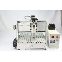 China Aluminum metal cnc engraving machine AMAN 3040CH80(800W) pcb drilling machine wholesale