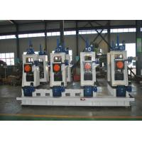Buy cheap SGS Standard Square Tube Mill Machine With PLC Encoded Control product