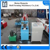 Buy cheap Reliable Rolling Shutter Strip Making Machine , 12 Rows Roller Shutter Making Machine product